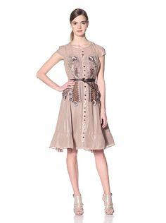 Byron Lars Women's Embroidered Dress, http://www.myhabit.com/redirect?url=http%3A%2F%2Fwww.myhabit.com%2F%3F%23page%3Dd%26dept%3Dwomen%26sale%3DA30MAPQR30EPEC%26asin%3DB00AHP5V5C%26cAsin%3DB00AHP5VMA