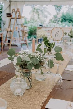 Garden wedding Exactly what are Wedding Decor Components? Wedding Ceremony Decorations, Wedding Table Centerpieces, Table Decorations, Wedding Venues, Centerpiece Ideas, Buffet Wedding, Centerpiece Flowers, Table Flowers, Home Decoration