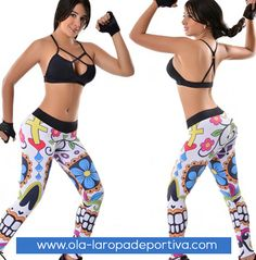 ¡Diseñamos un estilo de vida a través de la Moda y el Deporte....OLA-LA ropa deportiva!  ¡Crea tu propio estilo... elige lo mejor en ropa deportiva y disfruta de una buena jornada en el Gimnasio!  http://www.ola-laropadeportiva.com/…/111-pantalon-leggins-t…  #Mujeres #Modernas #Deportivas #Fitness #Crossfit #Yoga  #Colombia