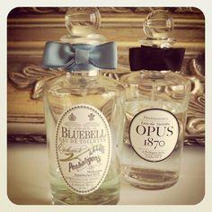 Penhaligon's...favorite perfume!