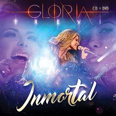 Inmortal [Slipcase] By Gloria Trevi (Cd, 2 Discs, Universal) Gloria Trevi, Divas, G Herbo, Latin Music, Music Albums, Pop Rocks, Jazz, Musicals, Like4like