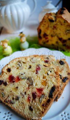 keks świąteczne / easter christmas fruitcake