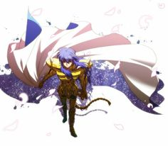 Saint Seiya Milo Sinbad, Greek Gods, All Saints, Fanart, Aphrodite, Anime, Canvas, Game Art, Knight
