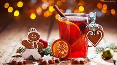 Kompozycja, Świąteczna, Pierniczki, Herbata