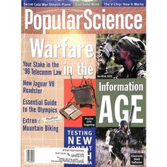 Cover Print of Popular Science, July 1996 | $6.60