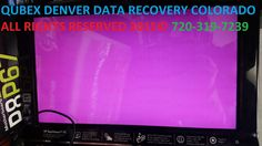 HP ALL IN ONE TOUCHSMART SERIES DESKTOP COMPUTER DATA RECOVERY SERVICE BY QUBEX DATA RECOVERY DENVER COLORADO 720-319-7239 Data Recovery, Denver Colorado, Desktop Computers, Neon Signs