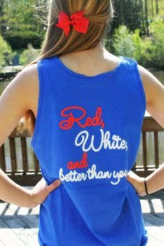 Red, White and Better Than You. $19.99 www.futurefirstlady.net