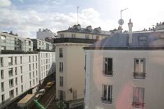 Apartment in Paris, France. Live an authentic Parisian experience: The flat is very close to metro Marcadet (Ligne 4 and 12) and the heart of historic, artistic Montmartre. The immediate area is a vibrant mix of french, Indu, African exotic shops and restaurants.  Near Montm...