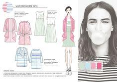Studentessa: Elisa Cogliati Corso: Stile Donna Copywriter, Fashion Design