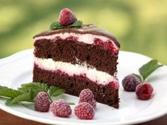Cake Recipes, Dessert Recipes, Eclairs, Food Hacks, Chocolate Cake, Cheesecake, Food And Drink, Cooking Recipes, Sweets