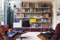 The examples of modular shelving systems in this article arecarefullychosen with a focus on their utility, aesthetic and universality. Individualspurcha
