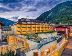 Hotel Norica - Thermenhotels Gastein - Situé dans la zone piétonne du centre de Bad Hofgastein, l'Hotel Norica - Thermenhotels Gastein communique directement avec le centre thermal Alpentherme, où vous bénéficierez d'un accès gratuit et illimité. Adresse Hotel Norica - Thermenhotels Gastein: Kaiser-Franz-Platz 3 5630 Bad Hofgastein