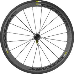 Mavic Cosmic Carbone 40 Elite Wheelset Black £1,176.99