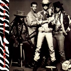 "- Big Audio Dynamite - Mick Jones' much inferior but still Ok band after the Clash. ""C'Mon Every Beatbox"" was fun."