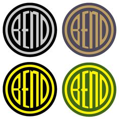 Platoon emblem for the Bending platoon