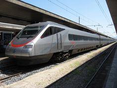 Treno italiano etr 480
