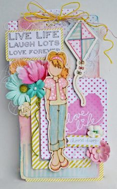 Now how cute are these NEW wooden dolls by Julie Nutting?