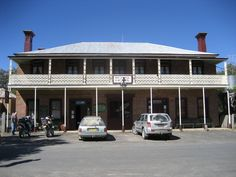 Royal Hotel Hill End NSW - I want to won this Pub one day!