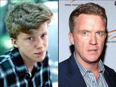 Anthony Michael Hall = now and then
