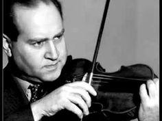 David Oistrakh - Khachaturian Violin Concerto (3rd mov) - YouTube