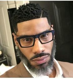 Finding The Best Short Haircuts For Men Black Men Haircuts, Short Curly Haircuts, Black Men Hairstyles, Men's Haircuts, Curly Hair Cuts, Short Hair Cuts, Waves Haircut, Blowout Haircut, Mohawk For Men