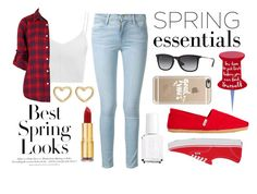"""Spring Essentials"" by helena62602 ❤ liked on Polyvore"