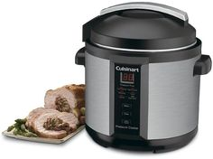 Cuisinart 1000-Watt 6-Quart Electric Pressure Cooker $69.99 (amazon.com)