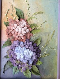 Olga Solovyova – Irena – Join in the world of pin Plaster Sculpture, Plaster Art, Sculpture Painting, Texture Painting, Painting & Drawing, Wall Painting Decor, Mural Wall Art, Cold Porcelain Flowers, Clay Art