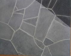 Graphite Grey Crazy Pave Flagstone