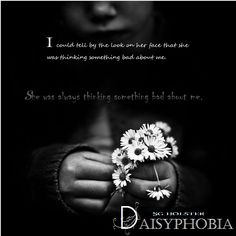 Book Quote from Daisyphobia