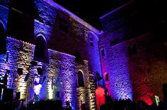 Château Comtal à la cité médiévale de Carcassonne Photo by Elise Boularan,festival Andrew Wheaterall Septembre 2014