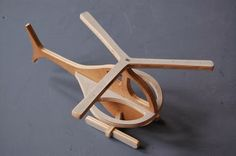 French toymaker La Brouette via Kickcan & Conkers