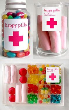 Happy Pills!