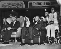 NATION OF ISLAM; ELIJAH MUHAMMAD; MUHAMMAD ALI