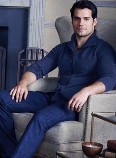 Just Me and my Thoughts — andsowewalkalone:   Henry Cavill photographed by...