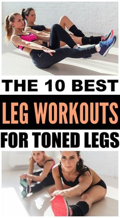 Looking for leg workouts for women you can done either at home or at the gym to give you tight, toned, and slim inner thighs and legs? We've got you covered. Whether you like to workout with weights, or prefer to go the no equipment route, this collection of leg exercises makes the perfect 30-day challenge to get killer sexy legs. Full videos included!