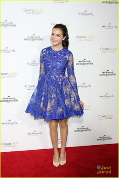 Bailee Madison Celebrates 'Good Witch' With Hallmark Channel | bailee madison tca tour hallmark channel party 11 - Photo