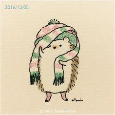 1052 マフラー a scarf