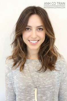 NYC: BEAUTIFUL GIRLS IN THE CITY. Cut/Style: Anh Co Tran. Appointment inquiries please call Ramirez|Tran Salon in Beverly Hills: 310.724.8167