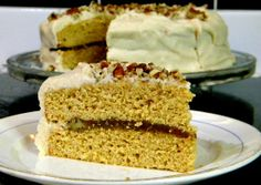 Southern Caramel Cake with Jack Daniels » Restless Chipotle