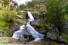 Cascada del Chorro de Navafria, Segovia