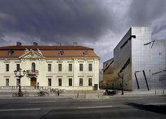 The Jewish Museum Berlin, Daniel Libeskind