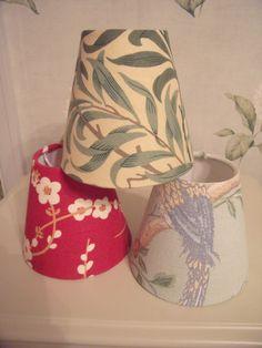 Just so nice in William Morris fabrics