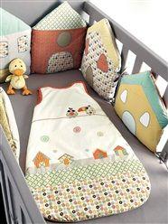 Dit idee kan met vanalles gedaan worden, huisjes, uiltjes, gezichtjes, hartjes, ...  Leuke cadeau voor de kleintjes