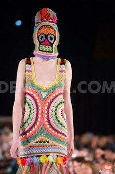 Katie Jones, Brighton Fashion Week