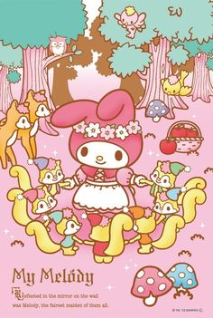 Sanrio My Melody & Friends