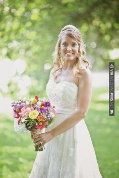 colorful wedding bouquet   CHECK OUT MORE IDEAS AT WEDDINGPINS.NET   #weddings #weddinginspiration #inspirational