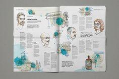 Companion No2 – 25Hours Hotel Magazine Editorial Design, Graphic Design, Print Design