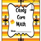 I created this fun candy corn math packet as an educational activity to celebrate Halloween with my 1st graders. I made it especially for the candy...
