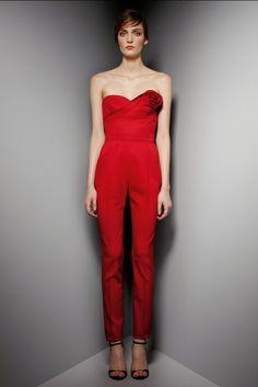 Valentino Pre-Fall 2012 collection by Maria Grazia Chiuri and Pier Paolo Piccioli